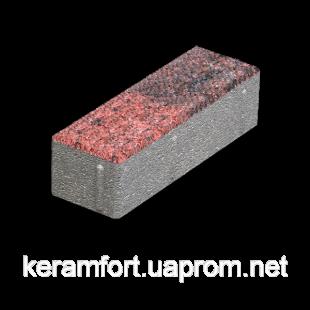 Бруківка «Цеглина вузька» 60 мм
