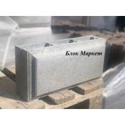 Блок стіновий гладкий з фаскою