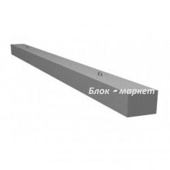 Перемички бетонні армовані