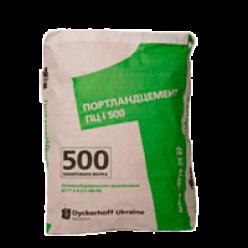 Цемент Портландцемент  ПЦ І-500-Н
